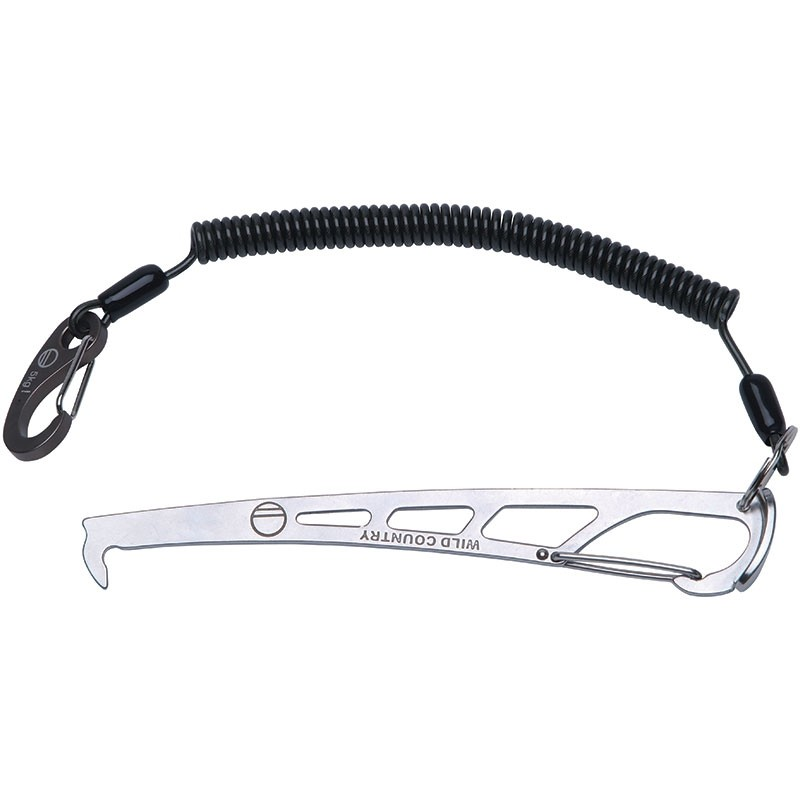 Wild Country Pro-Key with leash