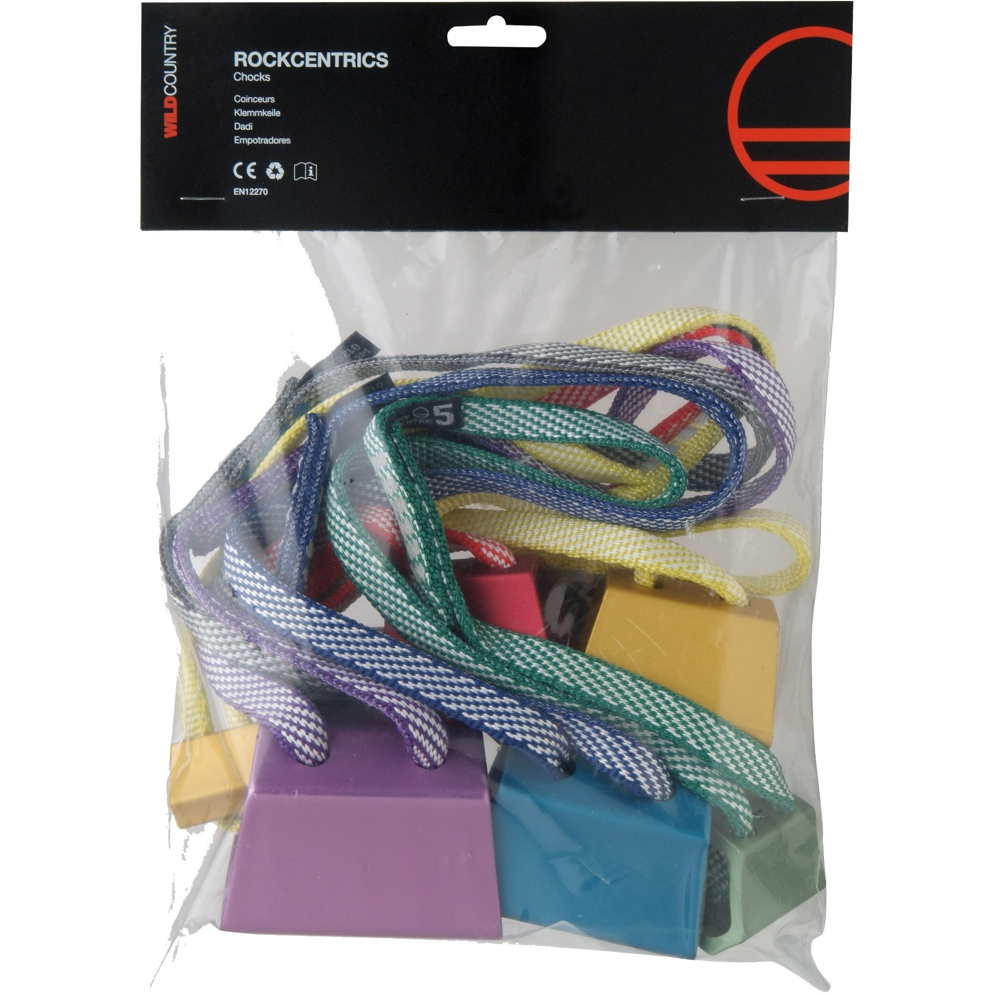 Wild Country Rockcentric On Dyneema Set 3-9