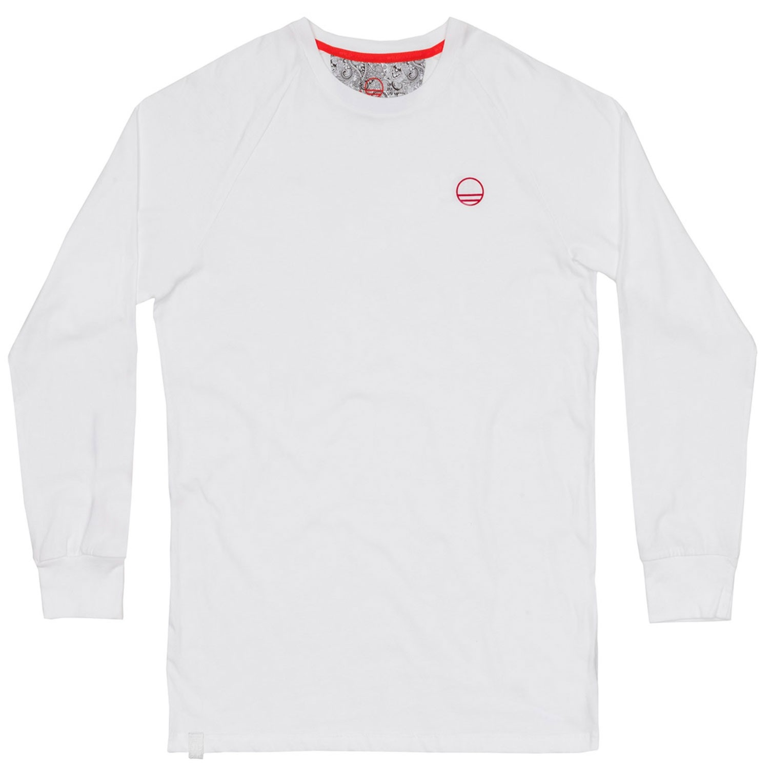 Wild Country Stanage Long Sleeve Tee - White