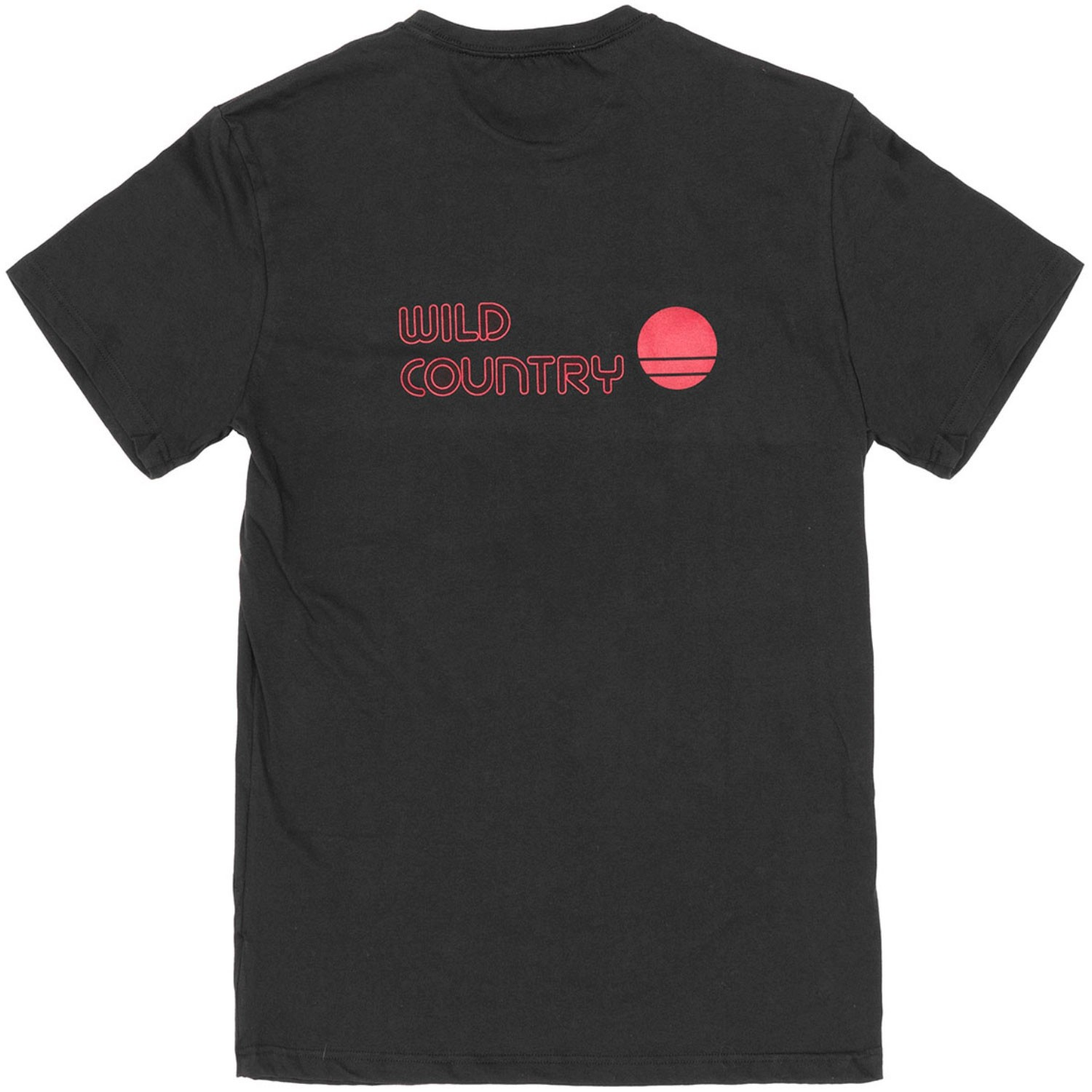 Wild Country Stanage Tee - Black Out