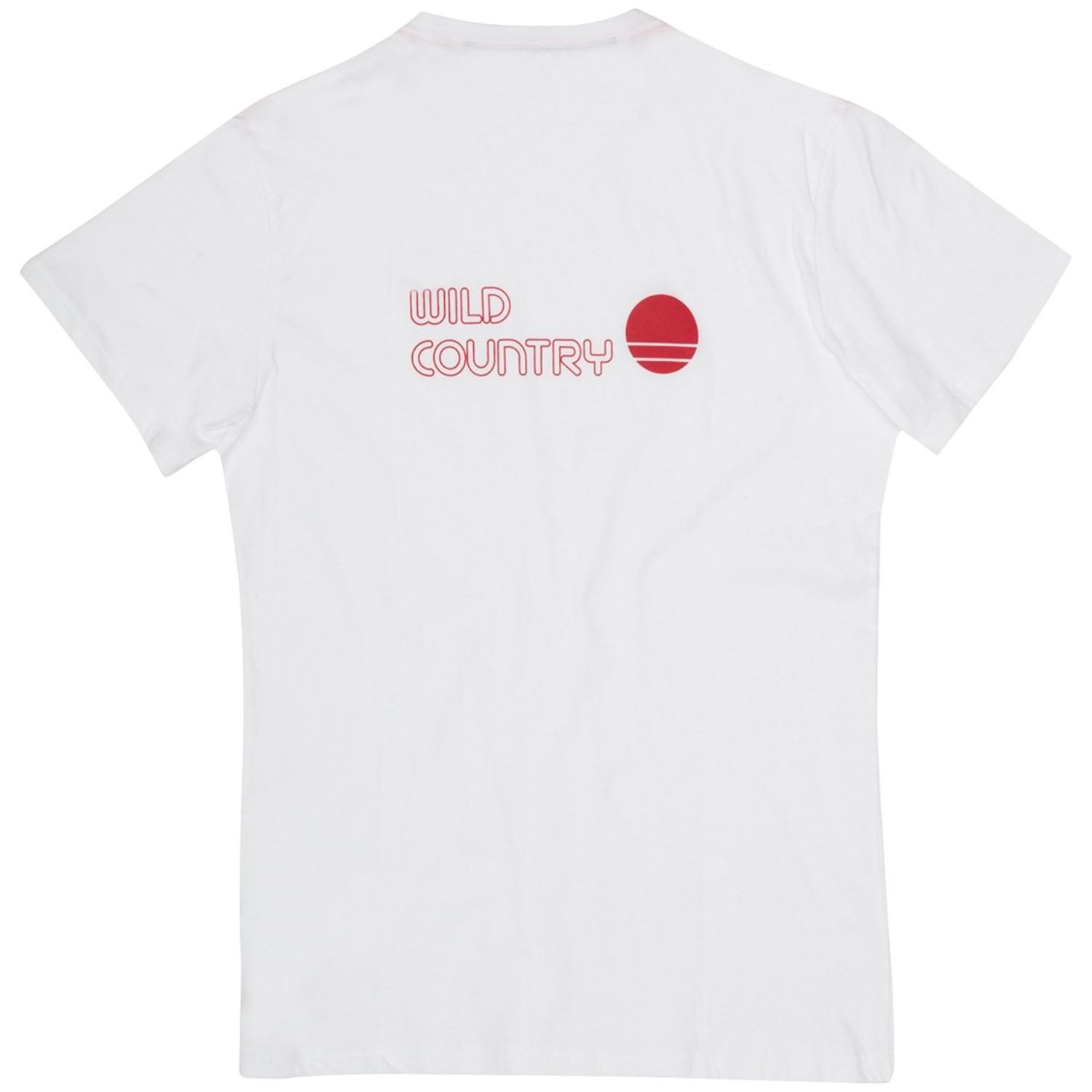 Wild Country Stanage Tee - White