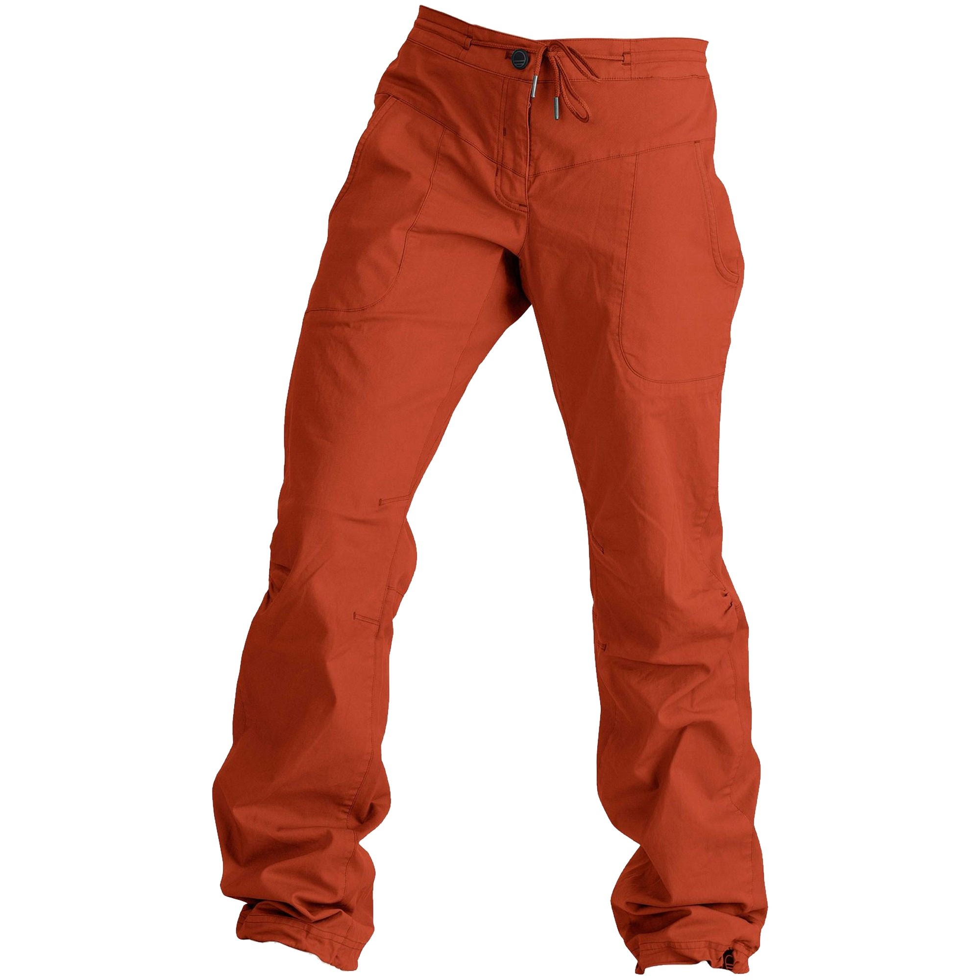 Wild-Country-Womens-Balance-Pant-Cranberry-Front-S17