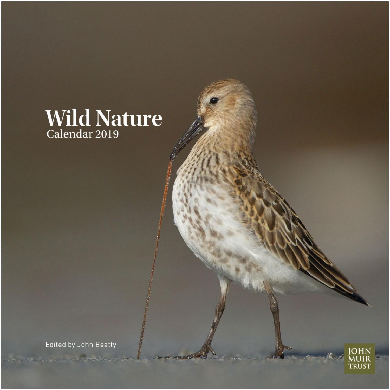 Wild Nature Calendar 2019