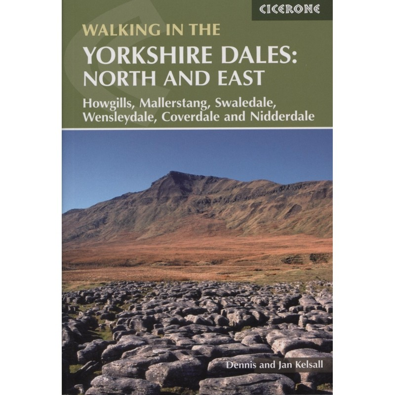 Walking in the Yorkshire Dales: North and East by Cicerone