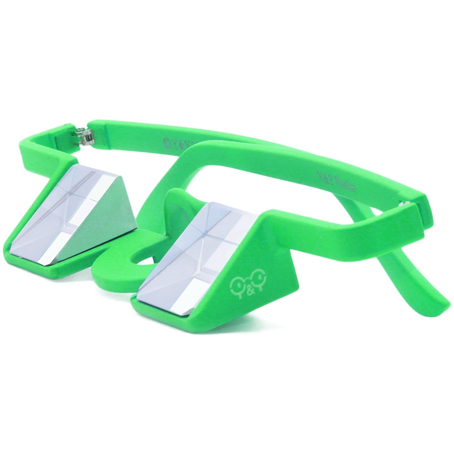 Plasfun Belay Glasses - Green