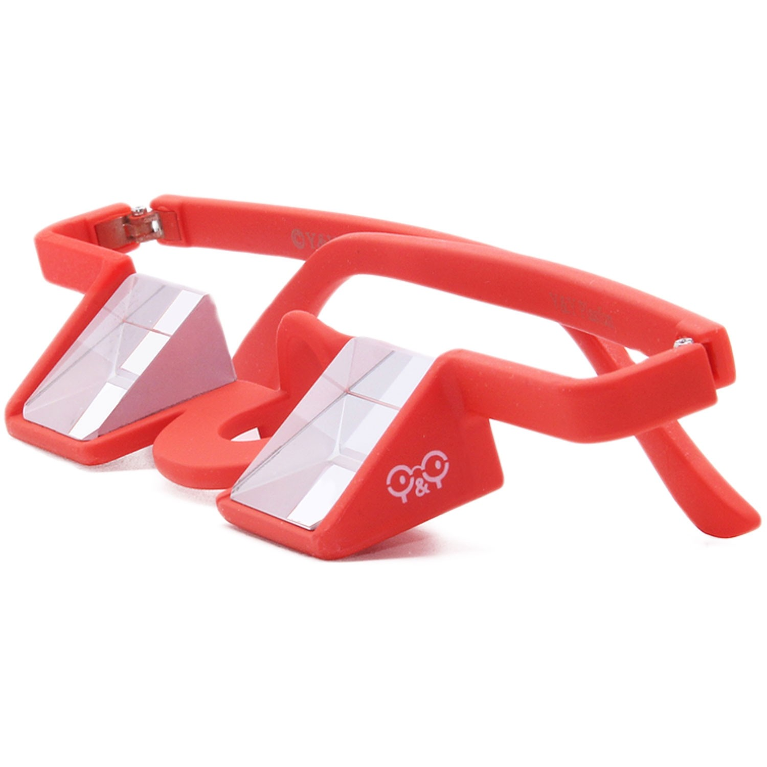 Plasfun Belay Glasses - Red