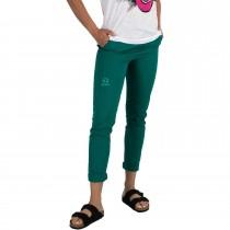 Third Rock Aster Lightweight Organic Trousers - Womens - Spirulina