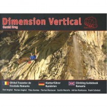 Dimension Vertical: Romania Climbing Guidebook by Geoquest