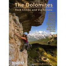 The Dolomites: Rock Climbs and Via Ferrata by Rockfax