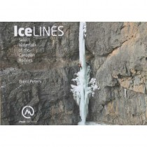 Ice Lines: Select Waterfalls of the Canadian Rockies by Books And Maps
