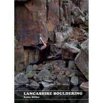 Lancashire Bouldering by Cottongrass Books