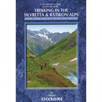 Trekking in the Silvretta & Ratikon Alps by Cicerone