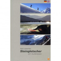Steingletscher am Sustenpass by Filidor