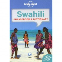 Swahili Phrasebook & Dictionary by Lonely Planet