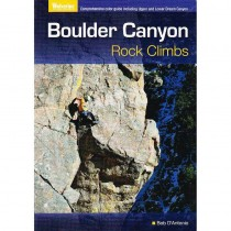 Boulder Canyon Rock Climbs by Wolverine Publishing