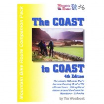 C2C Mountain Bike Route by MBRUK