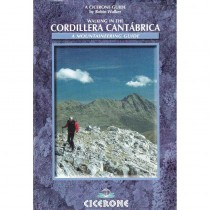 Walking in the Cordillera Cantabrica: A Mountaineering Guide by Cicerone