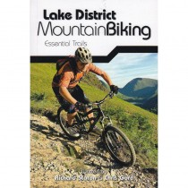 Lake District Mountain Biking: Essential Trails by Vertebrate Publishing