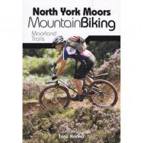North York Moors Mountain Biking: Moorland Trails by Vertebrate Publishing
