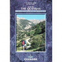 Tour of the Queyras: the GR58 and GR541 in the French Alps by Cicerone