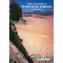 Treks and Climbs in Wadi Rum Jordan by Cicerone