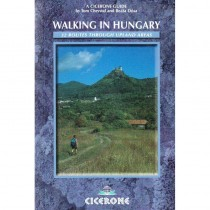 Walking in Hungary by Cicerone