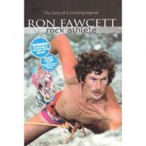 Ron Fawcett: Rock Athlete SIGNED by Vertebrate Publishing