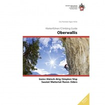 Oberwallis Climbing Guide by Schweizer Alpen-Club