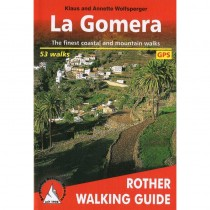 La Gomera by Bergverlag Rother
