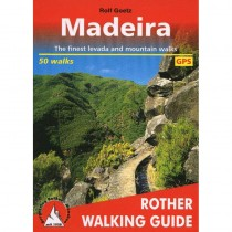 Madeira by Bergverlag Rother