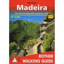 Madeira by Bergverlag Rother