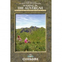 Walking in the Auvergne by Cicerone