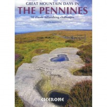 Great Mountain Days in The Pennines by Cicerone