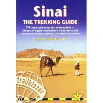 Sinai: The Trekking Guide by Trailblazer Guides