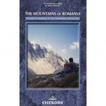 The Mountains of Romania: a guide to walking in the Carpathian Mountains by Cicerone