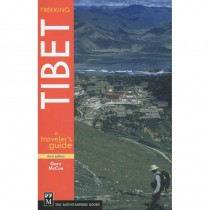 Trekking Tibet: a travelers guide by The Mountaineers Books