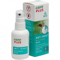 Care Plus Anti-Insect Natural Spray - 60ml