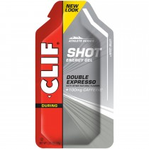 Clif SHOT Turbo Energy Gel - Double Expresso