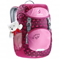 DEUTER - Schmusebär Kids Backpack - Magenta