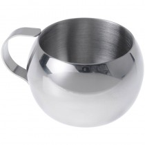 The GSI Glacier Stainless Double Walled Espresso Cup