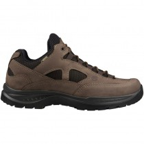 Hanwag Gritstone Wide Lady GTX Light Brown