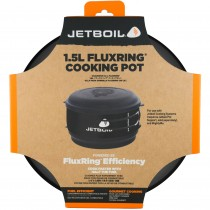 Jetboil FluxRing 1.5l Cooking Pot Black