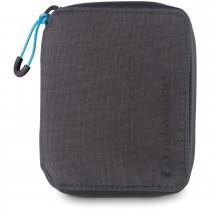 Lifeventure RFiD Bi-Fold Wallet Grey