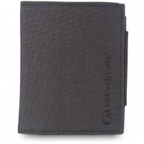 Lifeventure RFiD Tri-Fold Wallet Grey