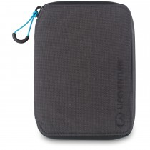 Lifeventure RFiD Mini Document Wallet Grey