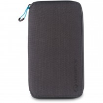 Lifeventure RFiD Document Wallet Grey