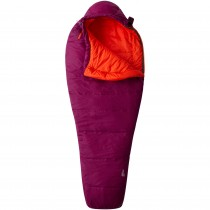 Mountain Hardwear Laminina Z Spark Women's Synthetic Insulated Sleeping Bag - Dark Raspberry