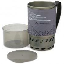 MSR WindBurner Accessory Pot Grey