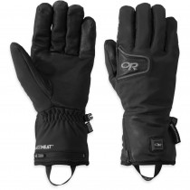 OUTDOOR RESEARCH - Stormtracker Heated Gloves - Black