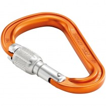 Petzl Attache Screw Lock Karabiner - Orange